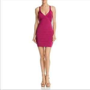 Guess Mirage Purple Dress small NWT
